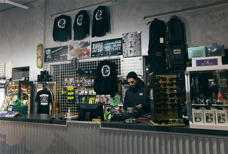7B Boardshop moves to new location